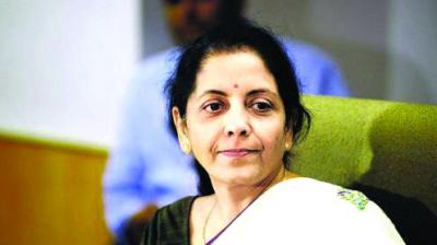 Finance Minister Nirmala Sitharaman talked about issues related to the increase in public shareholding in listed companies from 25 per cent to 30 per cent as well as levy of surcharge on super rich.