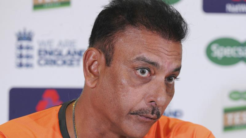 The former all-rounder also weighed on his belief that having the same set of people as his support staff-- Bharat Arun and R Sridhar will help build continuity in the team. (Photo: AP)