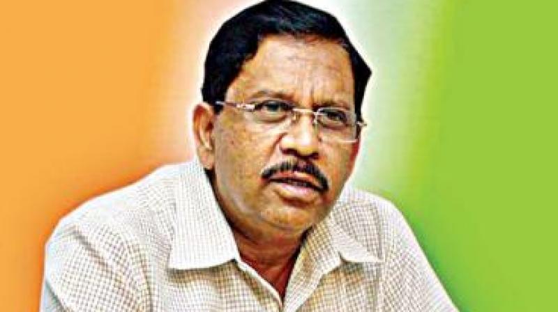 Dr G. Parameshwar
