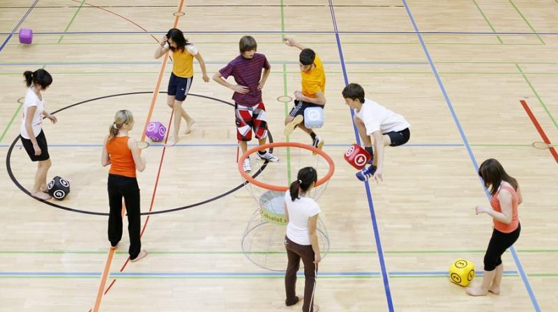 Physical activity in childhood improves bone health. (Photo: Pixabay)