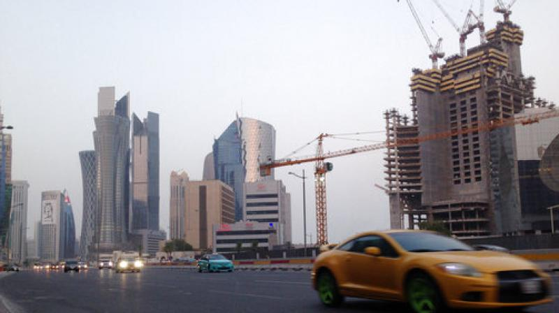 """Qatar had announced in September it had approved legislation to scrap the visa system -- a lynchpin of the country's """"kafala"""", or sponsorship, system which many liken to modern-day slavery. (Representational image 