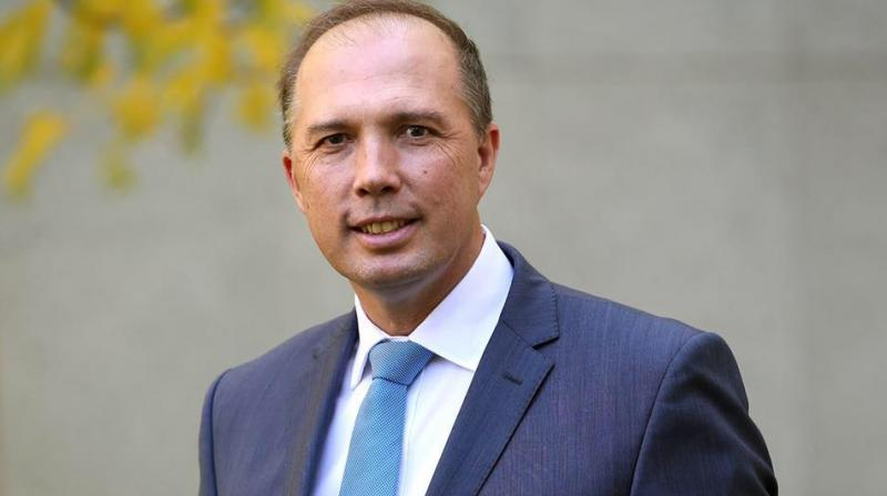 The new home affairs portfolio which uses Britain's home office as a template will be run by immigration minister Peter Dutton in a major shake-up of national security arrangements. (Photo: Facebook)