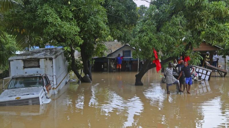The precipitation caused the two main rivers in the country, the Orinoco and the Caroni, to surge over their banks, causing damage. (Photo: Representational/AP)