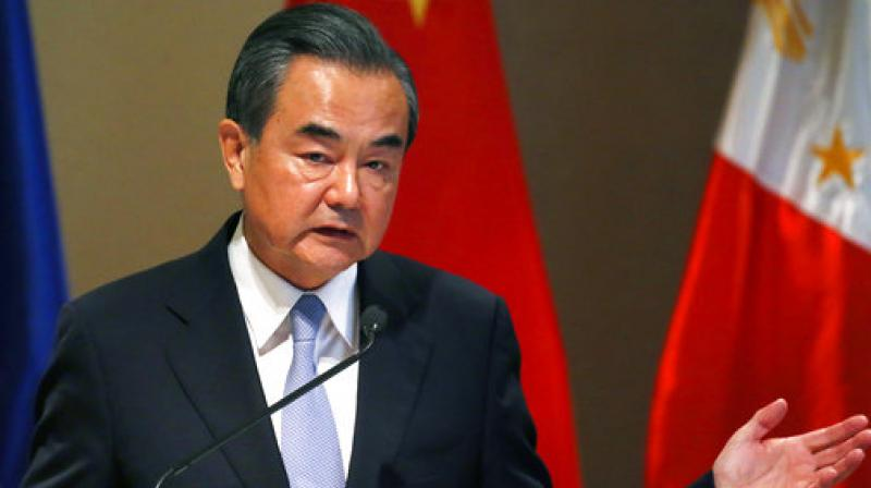 Chinese Foreign Minister Wang Yi (Photo: AP)