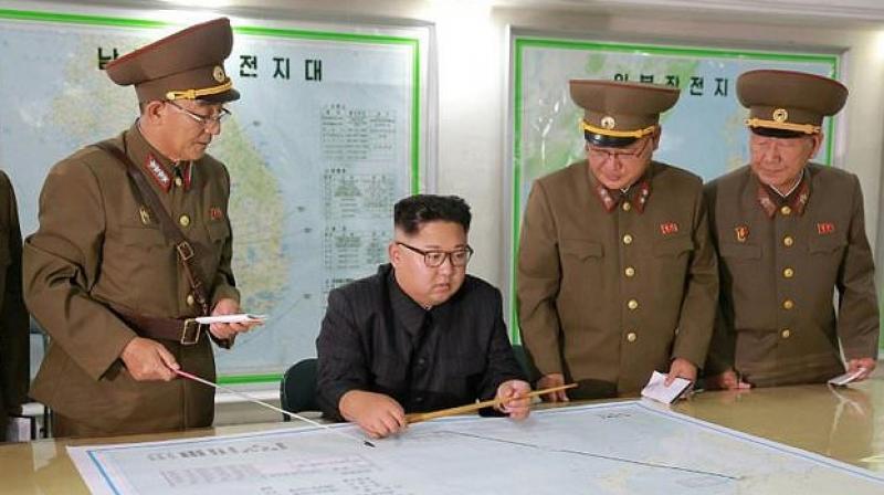 North Korean leader Kim Jong-Un last week delayed the Guam strike plan, but warned it could go ahead depending on Washington's next move. (Photo: AFP)