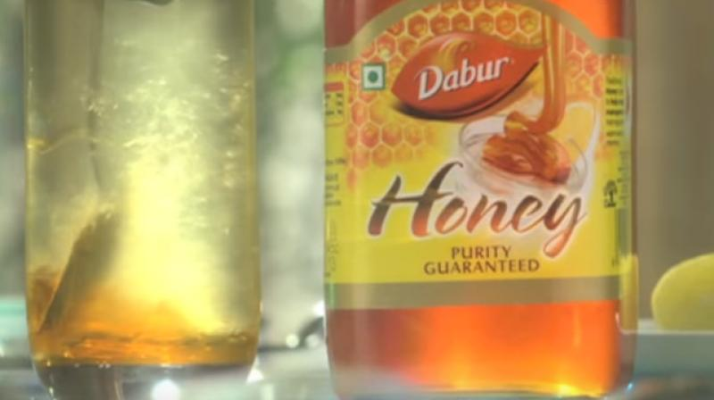 The mobile honey testing lab was flagged off from Dabur Research and Development Centre in Sahibabad by the company's CEO Sunil Duggal.