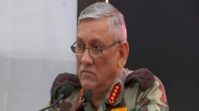 Rawat further asserted that we are one of the leading armed forces of the world, not only by virtue of our size but by virtue of our extensive combat experience, our professionalism and our apolitical nature. (Photo: ANi)