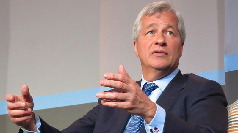 """Dimon has in the past been a vocal critic of cryptocurrencies and described bitcoin as a """"fraud"""" in 2017. (Photo: Creative Commons/Steve Jurvetson)"""