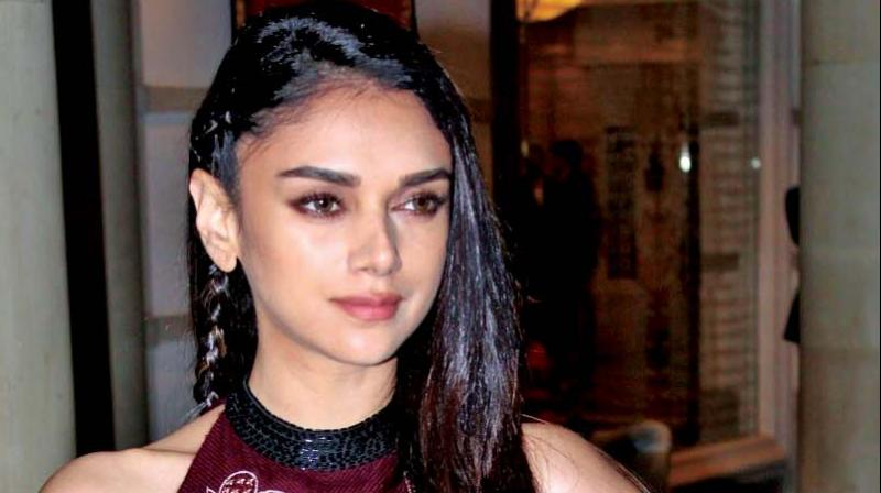 Aditi Rao Hydari Second film with Mani Ratnam