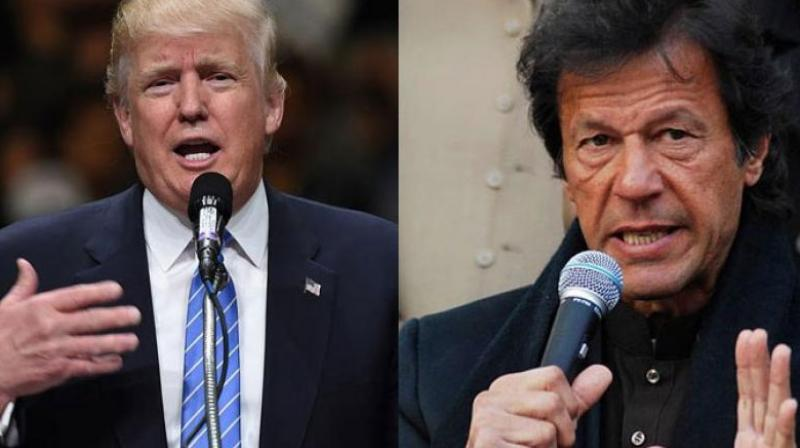 Khan's visit to the US is also marked by protests by several ethnic and religious minorities of Pakistan, including Baloch, Sindhis and Mohajirs. (Photo: File)