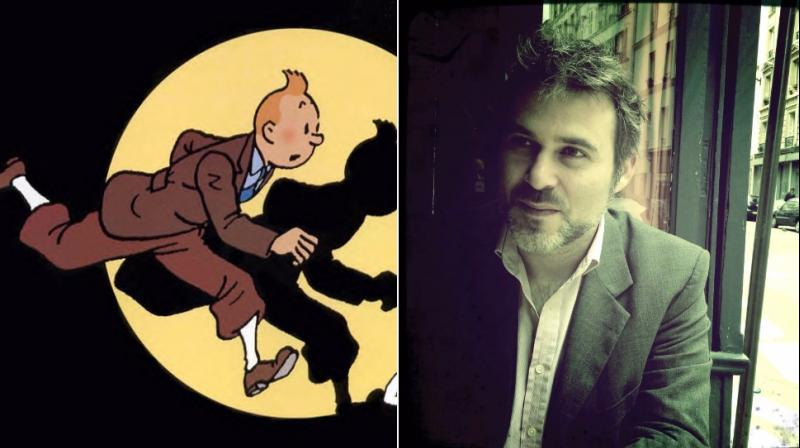There is a mystery about Tintin's gender and sexuality and a lot of enthusiasm about the character himself, says Cespedes