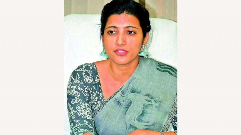Amrapali Kata | Deccan Chronicle