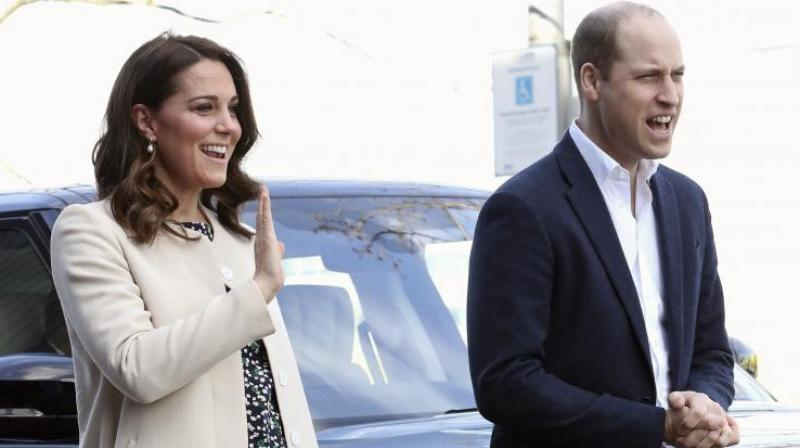 Did Prince William just reveal the Royal Baby's gender?