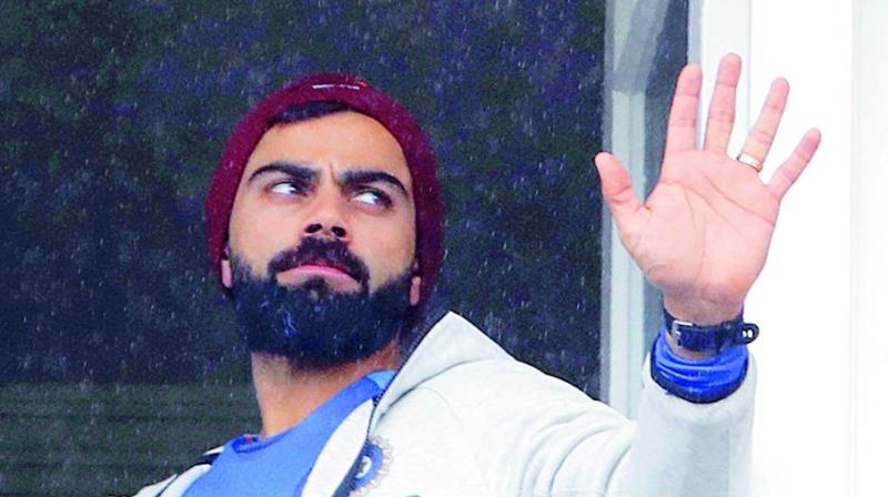 Virat Kohli (Photo: File)
