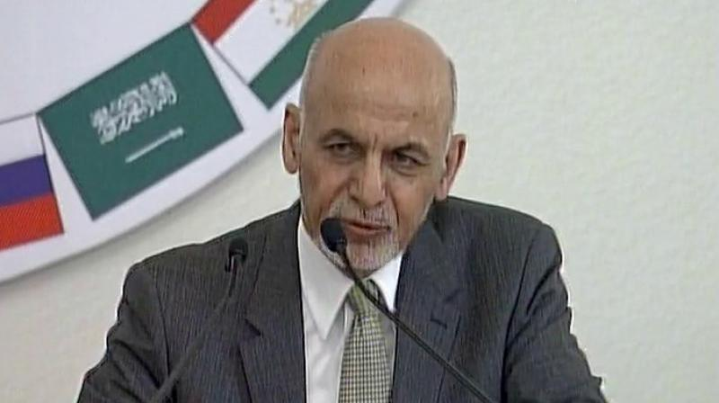 Although the administration of President Ashraf Ghani has directed government institutions to allow media greater access to information, there is no let up in the violence against journalists. (Photo: ANI Twitter)