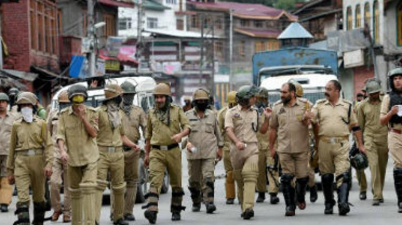 It said the jail, which is expected to act as a correctional facility, is 'instead being used as a place of religious indoctrination and militant recruitment'. (Photo: PTI/Representational)