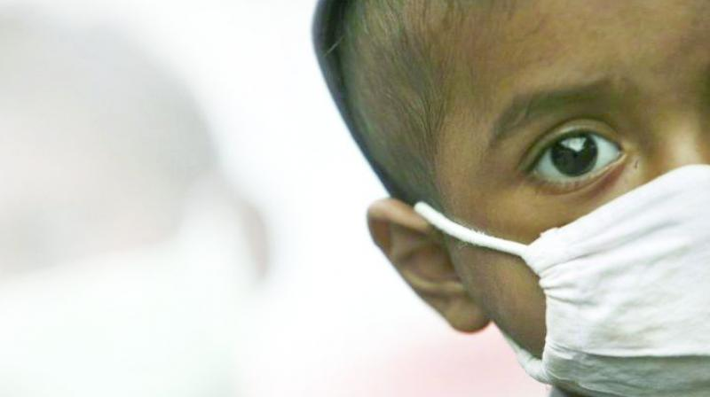 Children hit with these tumours are less than 15 years of age and most of them are from lower and middle class families.