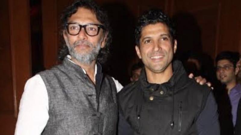 Farhan Akhtar and Rakeysh Omprakash Mehra