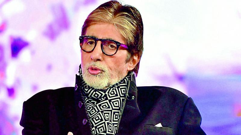 BCD has issued warning letter asking Amitabh Bachcan, Everest, YouTube and amedia house to give undertaking that lawyers' attire shall not be used in any advertisement in future. (Photo: File)