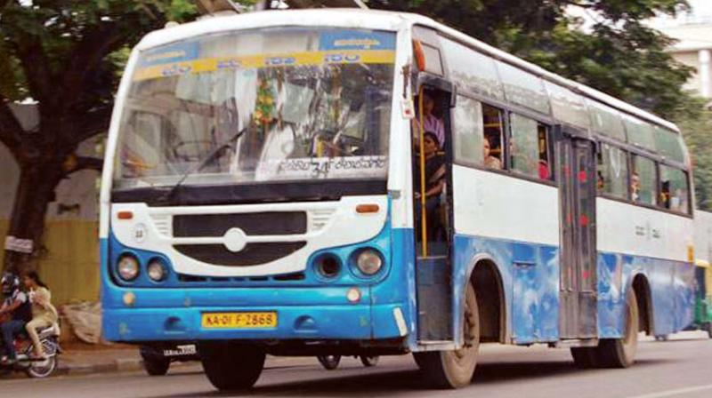 BMTC officials claim that the delay was because the Trimax IT Infrastructure, which implemented the ITS, is undergoing corporate insolvency resolution process.