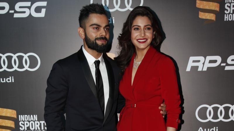 Virushka: Go green for their special reception invite