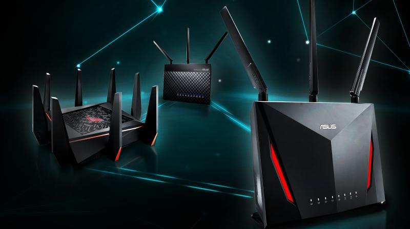 ASUS announces AiMesh whole-home Wi-Fi