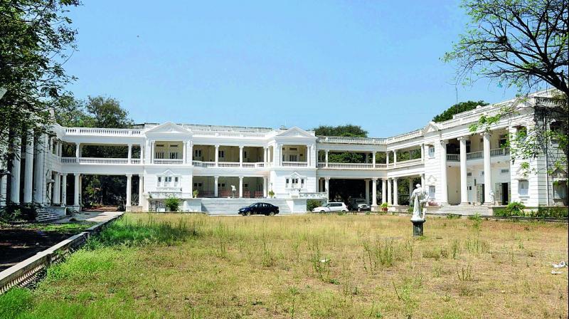 Gyan Bagh Palace