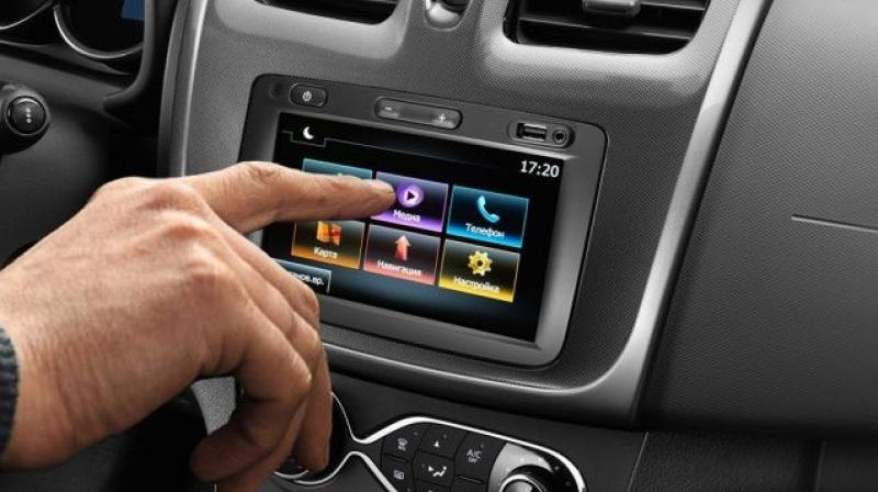 Renault Duster, Captur likely to get media nav 4 0 with