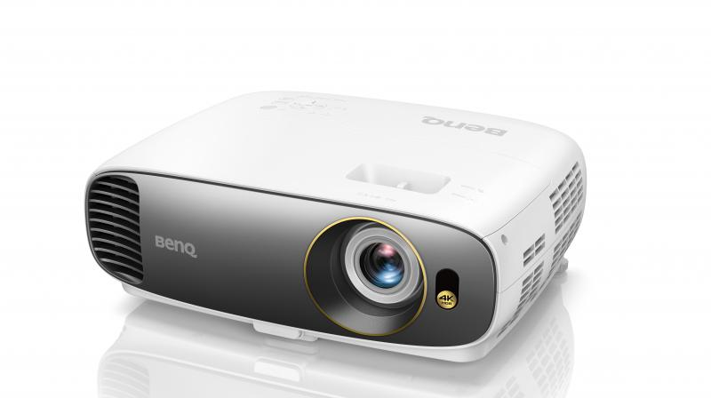 The CineHome projector is distinguished by THX Certification and guarantees the precise experience of attending a commercial digital cinema.