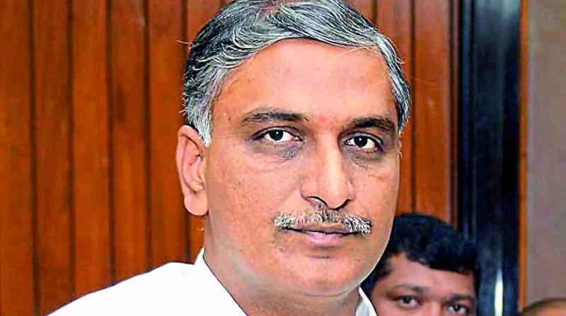 T Harish Rao, KT Rama Rao take up challenge over MPs