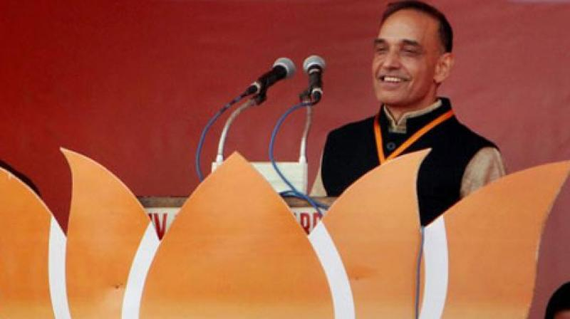 Earlier in January, Satyapal Singh had claimed that Charles Darwin's theory of evolution of man was 'scientifically wrong' and it needed to be changed in school and college curriculum. (Photo: File)