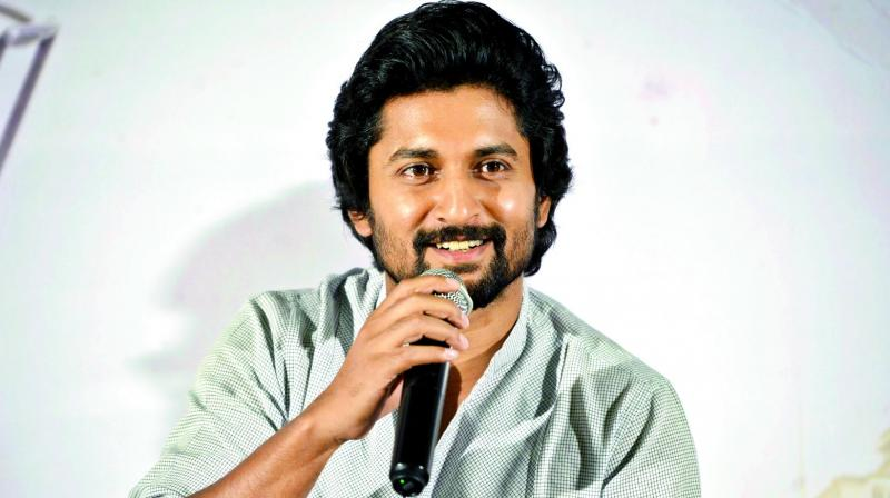 Nani also said that he was so impressed with the story that he wanted to start shooting immediately after the director Gautam finished narrating the script to him