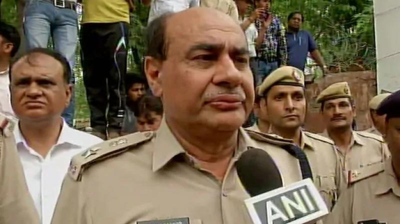 In 2017, Kapoor was promoted from Haryana police services to IPS by the state government and was due to retire in 2020. (Photo: ANI)