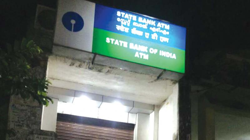 SBI is country's largest public sector lender.