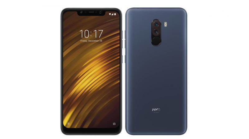Xiaomi wanted people to 'do the ma+h' and understand how much cheaper is the POCO F1 than the OnePlus 6T.