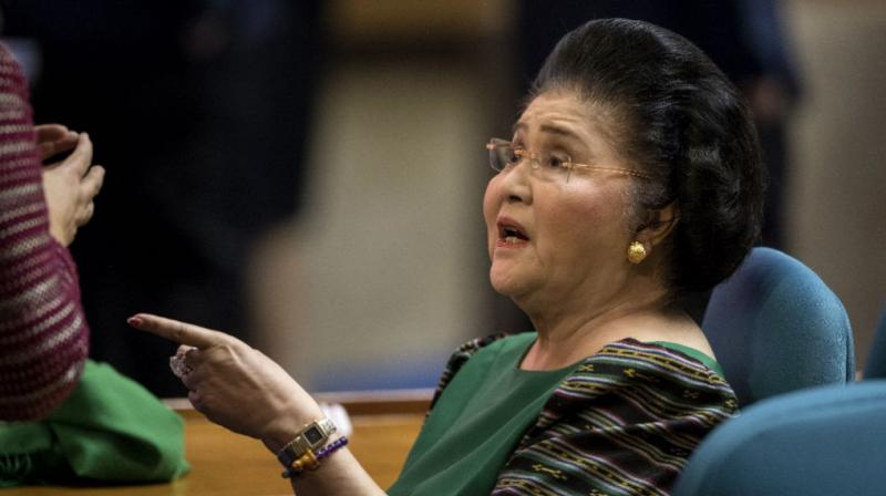 Eggs served during Imelda's birthday may be behind food poisoning