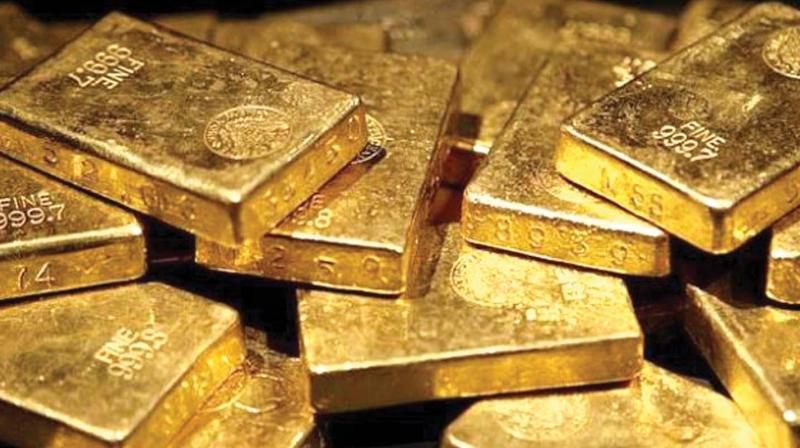 In another incident, the officials intercepted two passengers landed from Abu Dhabi and Jeddah and recovered gold concealed in their underclothes. Representational image