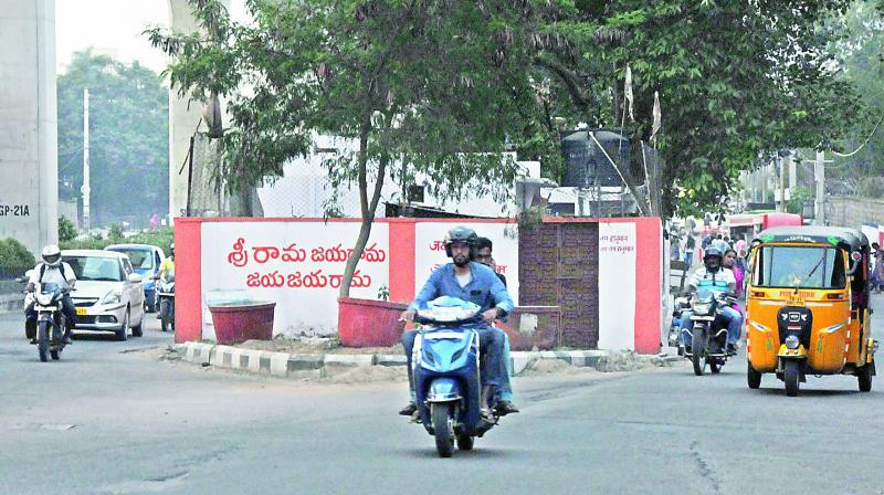 The erstwhile AP government in an affidavit filed before the Supreme Court in 2012 had stated that about 496 old structures in Hyderabad have a high potential of creating a law and order problem.