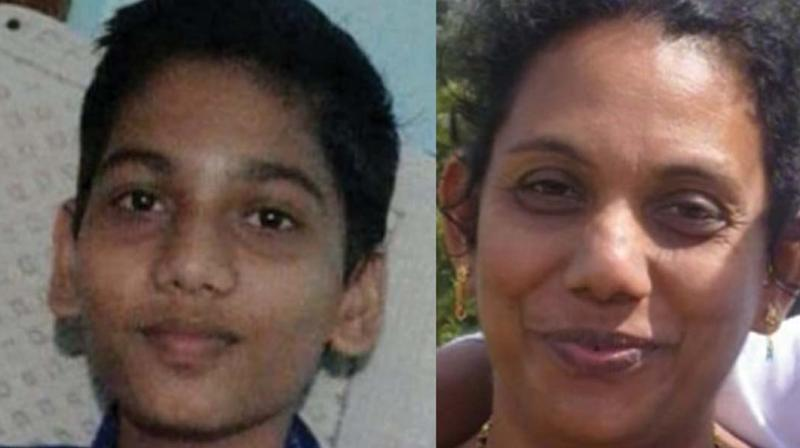 Kerala Mother Throttles Son After Tiff Over Property Issues, Burns His Body-8588