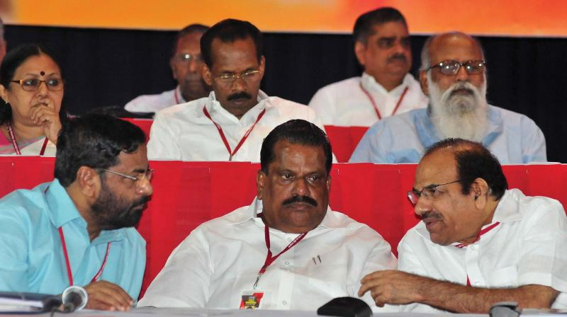 Binoy was not stopped at Dubai airport: Bineesh Kodiyeri