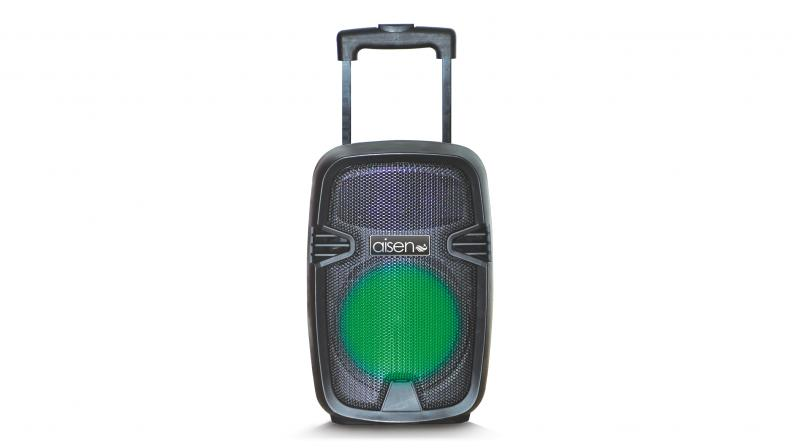 The speaker is already available for purchase at a price of Rs 5,490.
