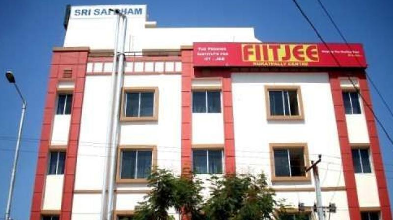Hyderabad: FIITJEE asked to refund 2 students who dropped out