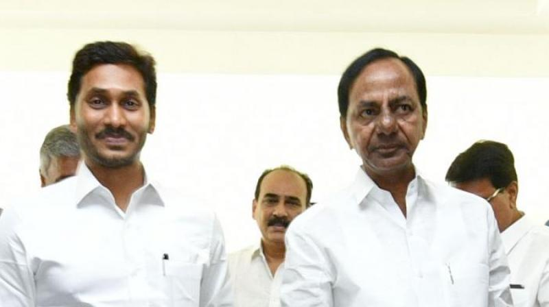 Y.S. Jagan Mohan Reddy and K. Chandrashekar Rao.