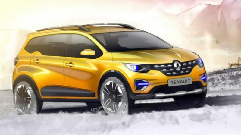 Expected to use 1.0-litre petrol engine from Triber, in a turbocharged avatar.