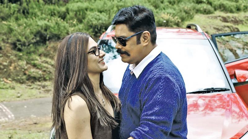 Iruttu - Sundar C and Sakshi