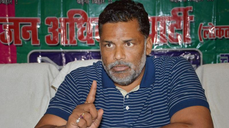 Sarthak Ranjan, son of controversial Bihar MP Pappu Yadav, was also a controversial pick for Delhi during the last Mushtaq Ali campaign during which he scored 5, 3 and 2 aggregating 10 runs in three games. (Photo: PTI)
