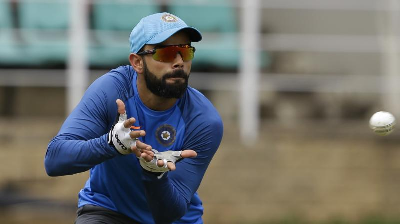 The Indian team will be without a coach in the tour to the West Indies, where they play five ODIs and one-off T20 match starting at Port of Spain later today.(Photo: AP)