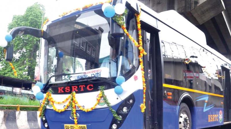 It plans to take 12-meter non-AC battery-powered buses on wet or dry lease for Thiruvananthapuram, Kozhikode and Ernakulam. As per the wet lease, the bidder will have to provide the buses along with a driver while KSRTC will deploy its conductor.