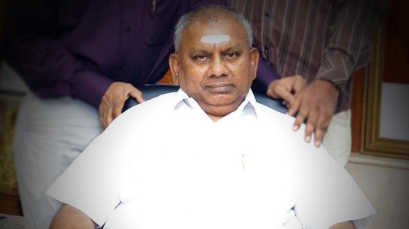 Rajagopal, 'Dosa King' no more