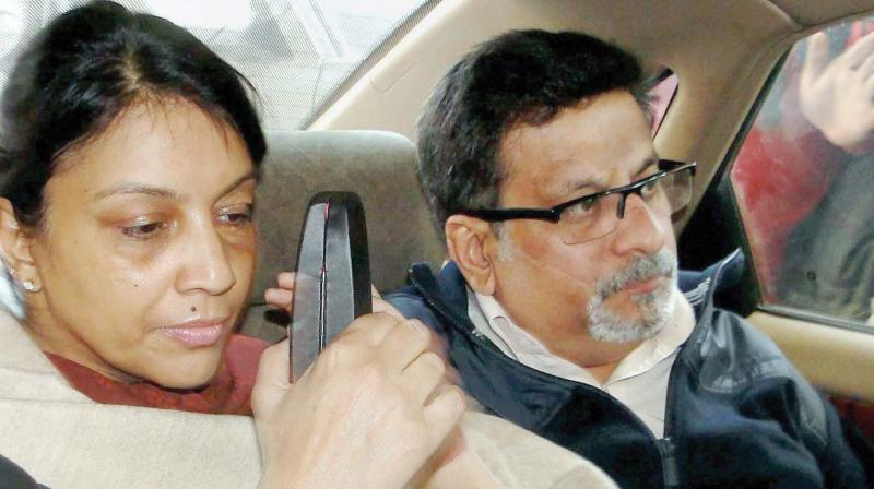 On October 12 last year, the Allahabad High Court had acquitted Rajesh and Nupur Talwar couple in Aarushi murder case saying they could not be held guilty on the basis of evidence on record. (Photo: File)